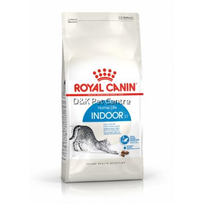 Royal Canin Feline Indoor 27 4KG / Cat Food